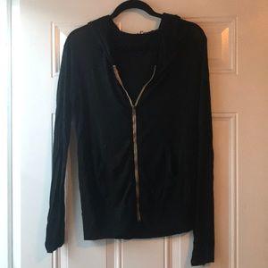 Brandy Melville zip up